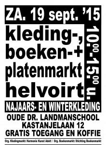 kledingmarkt affiche na 2015.qxd