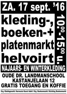 kledingmarkt affiche na 2016.qxd